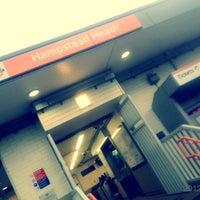 Photo taken at Hampstead Heath London Overground Station by Anthony I. on 11/13/2012