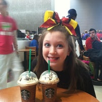 Photo taken at Starbucks by Heather S. on 3/2/2013