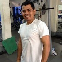 Photo taken at Central Gym by Ubardo A. on 12/26/2013