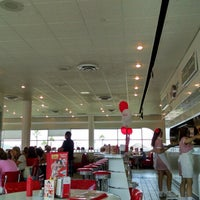 Photo taken at Ruby's Diner by Gary M. on 7/28/2014