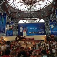 Photo taken at Stesen Sentral Kuala Lumpur by Wan 1. on 4/25/2013