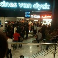 Photo taken at Cines Van Dyck Tormes by Senyorita S. on 10/22/2013