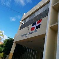 Photo taken at Edificio Aviles Blonda UASD by Chicho L. on 2/12/2014