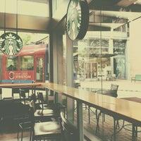 Photo taken at Starbucks by Sarah W. on 9/2/2016