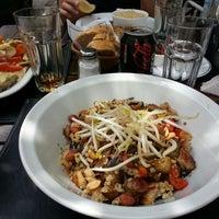 Photo taken at Origen Cafe by Alan C. on 12/27/2012
