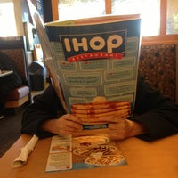Photo taken at IHOP by Ashley G. on 6/9/2013