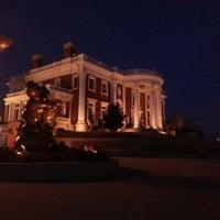 Photo taken at Bluff View Art District by Josiah K. on 1/8/2013