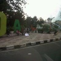 Photo taken at Jalan Ir. H. Djuanda by Obie J. on 2/8/2013