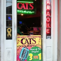 Photo taken at Cat's Meow by Beverly E. on 3/27/2013