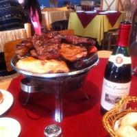 Photo taken at Restaurant 4 Puntos by Claudio M. on 7/9/2013