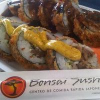 Photo taken at Bonsai Sushi by José Carlos R. on 5/12/2013