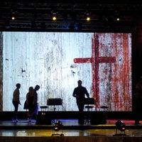 Photo taken at Mosaïek Teatro by Juan S. on 2/17/2013