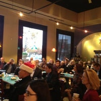 Photo taken at Cafe Express by Linda B. on 12/14/2012