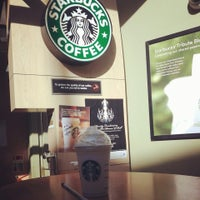 Photo taken at Starbucks by Cynthia M. on 4/30/2013