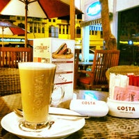Photo taken at Costa Coffee by Lord S. on 11/12/2012