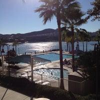 Photo taken at Canyon Lake Country Club by Travis L. on 11/25/2012