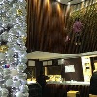 Photo taken at Café del Arco by Jose Manuel R. on 12/26/2012