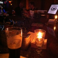 Photo taken at Sir Winston Churchill Pub by Jay W. on 2/24/2013