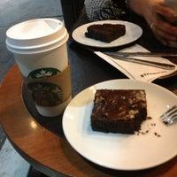 Photo taken at Starbucks by Ceren D. on 1/21/2013