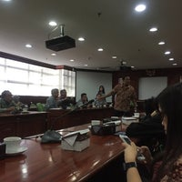 Photo taken at Kementerian Pendidikan dan Kebudayaan RI by Jonathan Irvin G. on 8/9/2016
