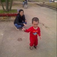 Photo taken at Trung Giã Sóc Sơn by Lê Thành C. on 11/23/2012