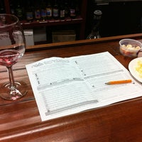 Photo taken at Adirondack Winery Tasting Room by Jessica F. on 10/19/2012