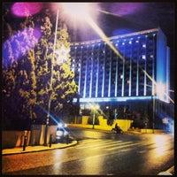 Photo taken at Hilton Athens by Pavlos B. on 12/30/2012