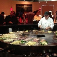 Photo taken at FiRE + iCE Grill + Bar by Gerardo R. on 2/24/2013
