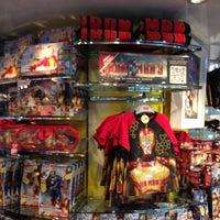 Photo taken at Disney Store by Antonio S. on 5/2/2013