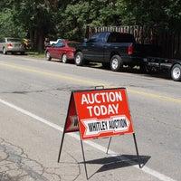 Photo taken at Eaton Auction Center RMEB Inc. Whitley Auction by Eaton Auction Center RMEB Inc. Whitley Auction on 2/20/2014