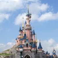 Photo taken at Disneyland® Paris by Boris S. on 5/3/2013