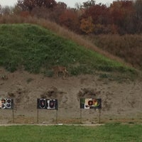 Photo taken at Finger Lakes Shooting Range by Austin S. on 11/3/2012