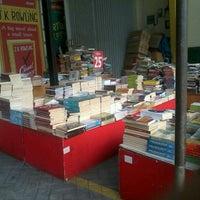 Photo taken at Rumah Buku by Sheila Nur S. on 12/14/2012