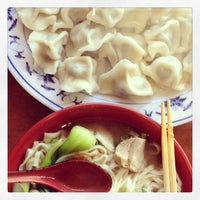 Photo taken at Lao Shan Dong Homemade Noodle House by Kevin L. on 3/27/2013