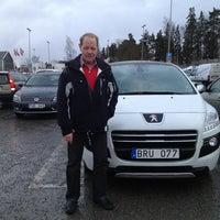 Photo taken at Lindhem by Lars H. on 3/1/2013