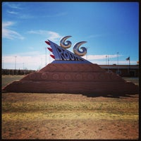 Photo taken at Kix On Route 66 by amy on 3/14/2013
