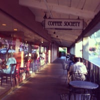 Photo taken at Coffee Society by neo23 on 7/24/2013