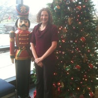 Photo taken at Schaumburg Prairie Center for the Arts by Leah on 12/8/2012