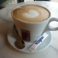 Photo taken at Lavazza by Conor M. on 4/18/2013