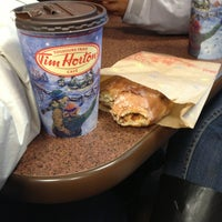 Photo taken at Tim Hortons by Christian C. on 12/23/2012
