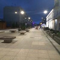 Photo taken at Улица Чокана Валиханова by Антон О. on 8/13/2014