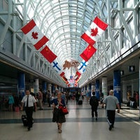 Photo taken at Chicago O'Hare International Airport (ORD) by CJric Z. on 6/30/2013