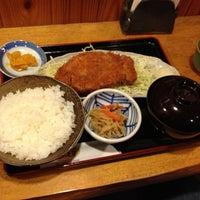 Photo taken at コロッケの店 ちょっと屋 by Kohji K. on 3/25/2013