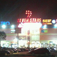 Photo taken at Seven Stars Mall by Rasha R. on 1/1/2013