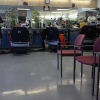 Photo taken at Tere's Barber Shop by Carlos G. on 6/18/2013