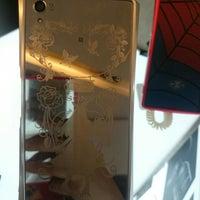 Photo taken at SE-Update เคส Sony Xperia by 🌠Kūra Ð. on 4/9/2016