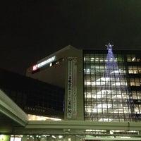 Photo taken at 京阪守口市駅 バスターミナル by Daisuke Y. on 12/22/2013