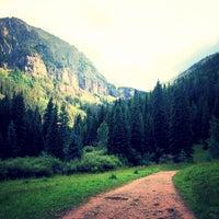 Photo taken at Bear Creek Trail by Jeffzilla on 9/2/2013