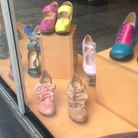 Photo taken at John Fluevog Shoes by Sonya S. on 2/8/2013