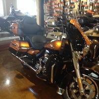 Photo taken at Arrowhead Harley-Davidson by Amanda on 9/24/2013